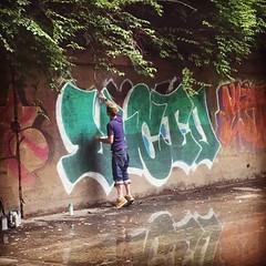 me (dunnylove) Tags: graffiti louisville lucid duik channels dui