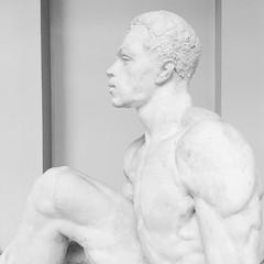 White(s). (CrisMelo) Tags: portrait white museu sampa sp pinacoteca