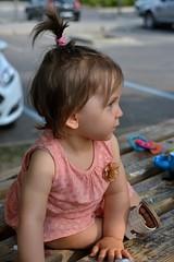 DSC_3599 (auroresb091) Tags: pink baby girl beautiful rose young rosa littlegirl bb