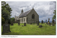 St Oswald, Heavenfield, Northumberland (Paul Simpson Photography) Tags: trees england building church nature grass architecture religious religion graves belltower northumberland northumbria brickbuilding stoswalds stoswald heavenfield photosof imageof religiousbuilding photoof imagesof kingoswald sonya77 paulsimpsonphotography
