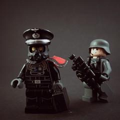 WunderWaffe Spinne Pz.Kpfw I (Marco Marozzi) Tags: robot lego ww2 marco mecha minifigure moc dieselpunk marozzi legodesign legomech