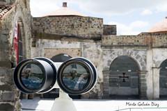 La cmara entre las dos (martagaldi) Tags: burguillos burguillosdelcerro badajoz extremadura templarios museo