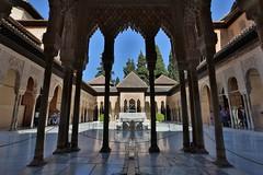 Alhambra (HDH.Lucas) Tags: spain palace lucas espana alhambra granada andalusia