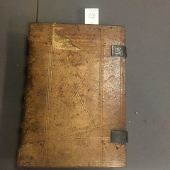 Binding from Bryn Mawr College Library fA-554 (Provenance Online Project) Tags: binding augsburg specialcollections brynmawrcollege 1476 ambrosesaintbishopofmilan397 brynmawrcollegelibrary brynmawrcollegelibraryfa554 sorganton1493