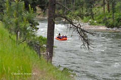 Friends rafting the South Fork of the Payette River. (Idahoeyes) Tags: summer june scenic idaho rafting riverrafting southernidaho riverscene nikond90 southforkpayetteriver sharonwatson idahoeyes