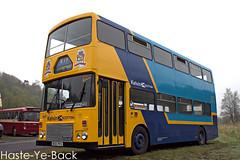Rolling Back The Years  19/05/13 (Haste Ye Back) Tags: metrobus mcw lathalmond kelvinscottish rm100 b100pks svbm lathalmondbusmuseum lathalmondbusrunningday