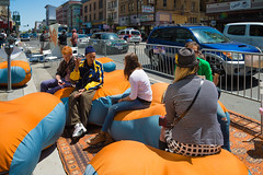 Placemaking: Market and 6th (urbanists) Tags: spur urbanspaceship placemakingmarketand6th