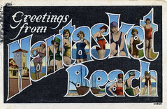 Greetings from Nantasket Beach, Massachusetts - Large Letter Postcard (Shook Photos) Tags: ocean beach women linen massachusetts postcard shoreline babe shore babes postcards greetings bathingsuit nantasket linenpostcard bigletter nantasketbeach largeletter largeletterpostcard linenpostcards largeletterpostcards bigletterpostcard bigletterpostcards nantasketbeachmassachusetts