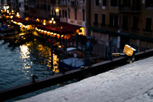 ordinary life in venice