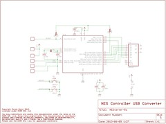 """NESVerter 1.0 Schematic • <a style=""""font-size:0.8em;"""" href=""""http://www.flickr.com/photos/61091961@N06/8958138349/"""" target=""""_blank"""">View on Flickr</a>"""