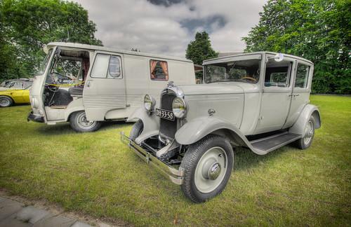 46-MK-18 - Peugeot J7 and DH-33-58 - Citroën C4G 1930