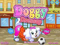 時尚小狗換裝(Doggy Dressup)