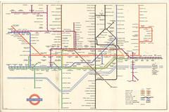1949 Tube map (Tetramesh) Tags: tetramesh london england britain greatbritain gb unitedkingdom uk localhistory oldlondon lostlondon londonpast socialhistory uklocalhistory londonlocalhistory transporthistory londonunderground tfl londontransport tube thetube metro henrycharlesbeck henrybeck harrybeck map tubemap