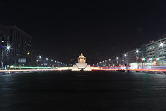 King SehJung  (ryanhsuh31) Tags: street longexposure night streetlights