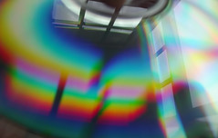 Reflejos, 5. (I r e n e G .) Tags: windows window beautiful arcoiris amazing cool rainbow colours cd awesome