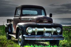 Old 49 Merc 1 Ton SP (H.B. Mejia) Tags: old spectacular artistic mercury antique rustic rusty stunning oldtruck hdr oldfarmmachinery antiquetruck mercurytruck stunningphotography spectacularphotography oldworktruck rustyoldfarmtruck 49mercurytruck