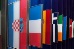 Croatia's Accession to the European Union at the EU Delegation HQ in Washington, DC.
