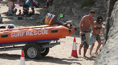 Barry Island July 2013 -  221 (marmaset) Tags: summer seagulls men beach seaside sand lads barry trunks swimmers sunbathers beachboys heatwave barryisland funinthesun rightcommon sunworhippers