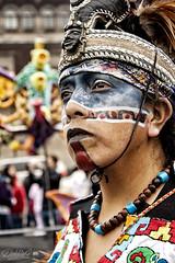 Azteca (smenita8) Tags: portrait df retrato streetphotography azteca