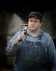 Pipefitter (Curt Bianchi) Tags: railroad portrait texture environmental portraiture overalls worker wrench curtbianchi pipefitter railroader virginiamuseumoftransportation