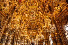 At Le Opera (IlliniDoc32) Tags: paris france opera garnier iledeparis