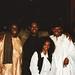 Chief Stephen Osita Osadebe (RIP) from Nigeria Hosted by  Equator Club Philadelphia Fouzia from Somalia with Nigerian People 1997 169
