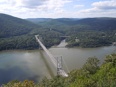 View from Anthony's Nose (squirrel83) Tags: ny newyork river hudsonriver hudson peekskill 2013