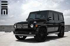 Exclusive Motoring Mercedes G55 AMG (Exclusive Motoring) Tags: photography mercedes miami exotic neice worldwide raymond custom luxury exclusive amg motoring