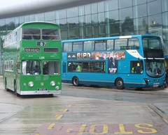 Liverpool South Parkway (toni's pics - (2)) Tags: bus day transport group running trust 201 leyland merseyside 2013