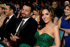 Maria Canals Barrera in the audience at the 2013 NCLR ALMA Awards. (NCLR) Tags: ca usa unitedstates pasadena