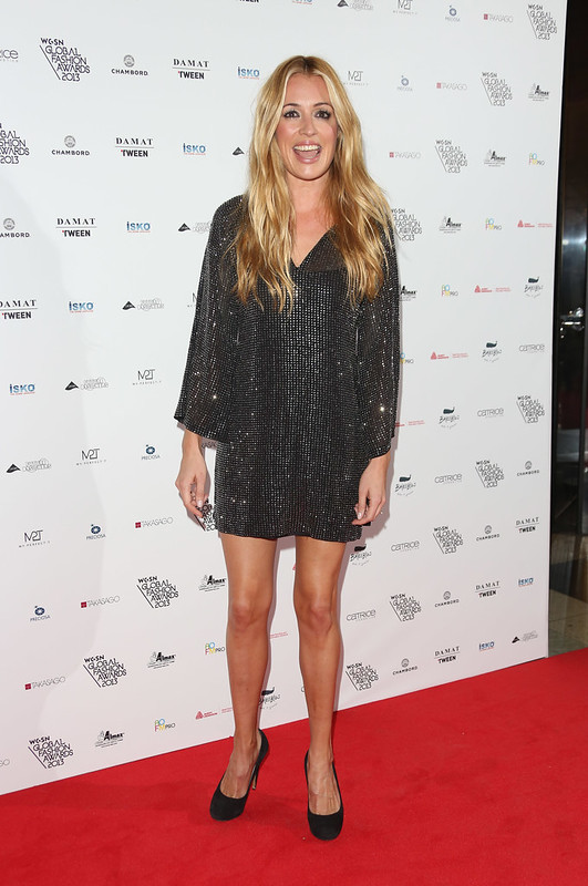 Cat Deeley Fashion