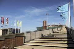 NEMO - Museum Amsterdam (Catriccardo) Tags: italy holland verde green museum architecture italia flag science architect views vista belvedere museo renzopiano architettura olanda bandiera scienza architetto paesibassi