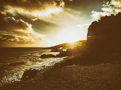 Hawaii revisited (1yen) Tags: travel sunset travelling hawaii unitedstates maui pacificocean nik omd kula em5 1260mm zuiko1260mm olympusomdem5 analogefexpro