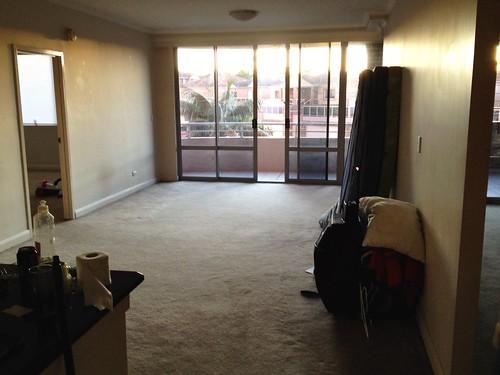 Adjö Lägenhet 43 på 10 Webb Street!