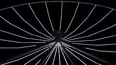 Estrella de Puebla: Noria Panormica (shiscoco) Tags: parque de mexico navidad ciudad panoramica puebla turismo estrella noria magico magica lineal