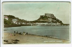Gorey Castle, Jersey, Channel Islands. (hercon2000uk.) Tags: lawrence jersey dennis goreycastle broadblunsdon