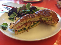 Earl's Gourmet Grub Sandwich - Mar Vista, California (ChrisGoldNY) Tags: california food usa chicken america poster lunch losangeles forsale comida socal posters albumcover bookcover dishes pollo southerncalifornia sandwiches bookcovers albumcovers eater consumerist licensing iphone marvista laist losangelescounty chrisgoldny chrisgoldberg chrisgold chrisgoldphoto chrisgoldphotos