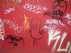 Alex Senna + (jACK TWO) Tags: red streetart bird alex wall graffiti order grafitti arte saopaulo graf tags sampa graffitti rua senna mats vilamadalena spary mutra