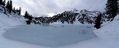 Snow Lake Pano