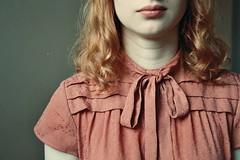 Image53 (Salt Deep) Tags: woman fashion closeup female vintage glamour style retro curly stylish