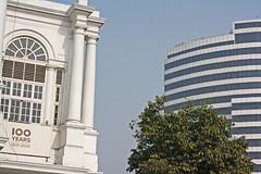 New Delhi Blues (Mayank Austen Soofi) Tags: new place delhi blues years 100 das ise connaught walla bhawan highr