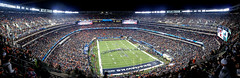 The Super Bowl At Met Life Stadium -  8 Photo Panoramic; East Rutherford, New Jersey (hogophotoNY) Tags: usa sports sport us football newjersey stadium pano olympus denver panoramic superbowl dslr broncos footballstadium olympuse500 fourthirds newjerseyusa sportsstadium thesuperbowl olympusdslr stitchedpanoramic olympusfourthirds