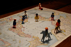 Maps and toys