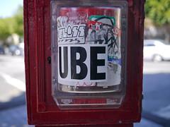 10 (1 of 1) (ube1kenobi) Tags: streetart art graffiti stickers urbanart stickertag ube sanfranciscograffiti slaptag newyorkgraffiti losangelesgraffiti sandiegograffiti customsticker ubeone ubewan ubewankenobi ubesticker ubeclothing