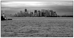 Manhatan 2 (abelisaurius) Tags: ny newyork skyline bay bahia manhatan nybay