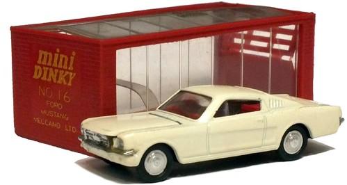 Dinky HK Mini Mustang
