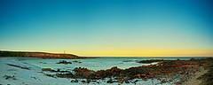 Corny Point sunrise (Valley Imagery) Tags: ocean lighthouse beach sunrise point australia sa corny southaustralia cornypointturton