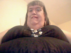 See right through me. (yvonnematthews258) Tags: tv cd mature cuddly transvestite crossdresser cocksucker slutty openminded