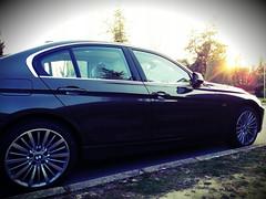 BMW Serie 3 (tres cuartos trasero-lateral)