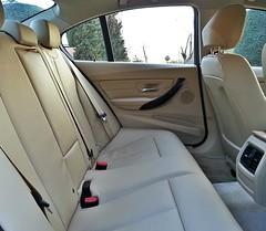 BMW Serie 3 (asientos traseros)